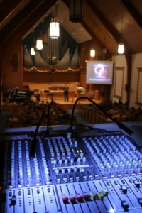 Church Audio Video Services - Commercial AV Services | North Port, FL